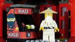 LEGO NINJAGO ARCADE 1 - VIDEO GAME MOVIE