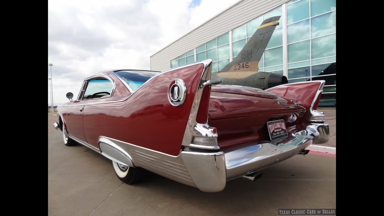 1960 Plymouth Fury - YouTube