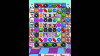Candy crush saga niveau level 1458