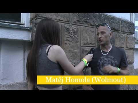 Rozhovor s Matějem Homolou z kapely Wohnout