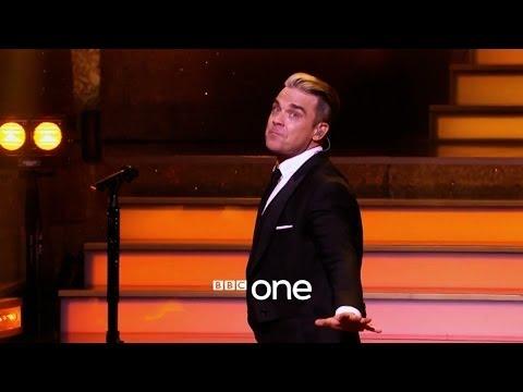 Robbie Williams: One Night at the Palladium: Trailer - BBC One