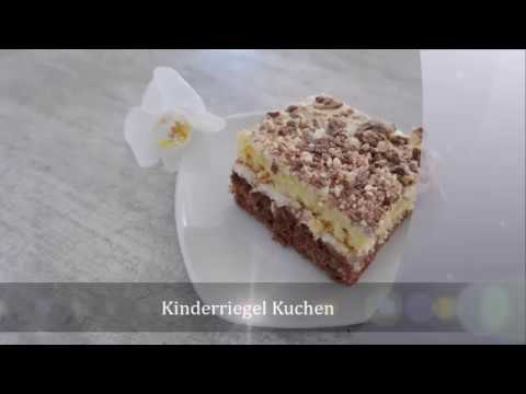 Thermomix Tm5 Kinderriegel Kuchen Youtube