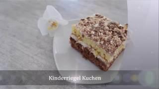 Categorias De Videos Kinderriegel Kuchen