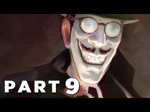 WE HAPPY FEW Walkthrough Gameplay Part 9 - DOCTOR