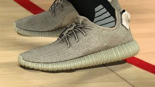 NBA 2K17 Shoe Trailer with Gameplay! Double Oops!