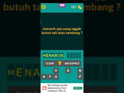 Kunci Jawaban Tebak Tebakan Level 120 140 Youtube