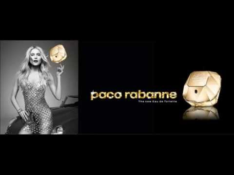 Musique pub Paco Rabanne Lady Million Eau My Gold 2014