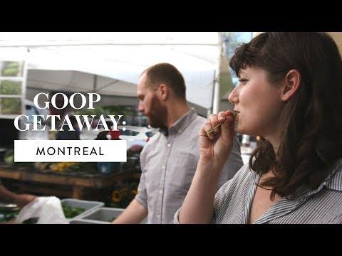 Goop Getaway: A Food Tour Of Montreal | Goop