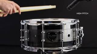 Drum Samples - Danny Molina : Signature snare / Alpha Custom Drums