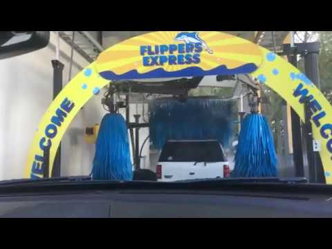 Flippers express car wash valrico site youtube flippers express car wash valrico site solutioingenieria Choice Image