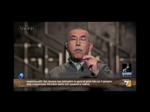"""Giulietto Chiesa: """"i servizi segreti arabo sauditi,della Turchia,del Qatar sono filiali della CIA"""""""