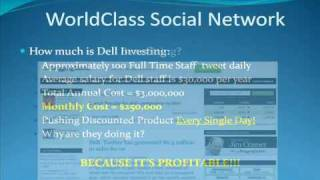 3) WorldClassID Social Networking Software Service 3