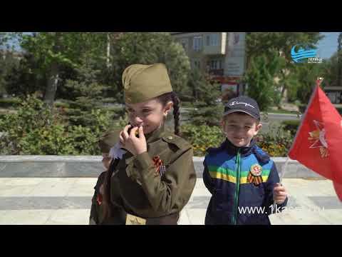 Торжественное шествие «Бессмертного полка» в честь Дня Победы прошло в Каспийске