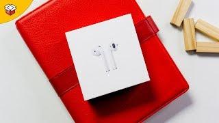 Mở hộp Airpods 2, Apple ít thay đổi gì nhưng vẫn hấp dẫn