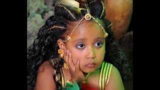 Ethiopian Reggae song ABDU KIAR - emama for all Ethiopian beautiful girls