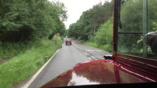 Front seat ride on London Transport STL2377 (EGO 426) heading for Leatherhead on route 65