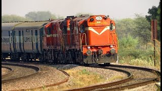 Train Spotting in Jaipur - Diesel Territory in Resurgent Rajasthan