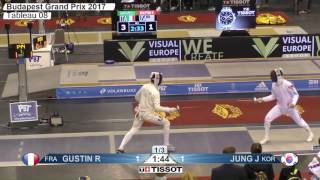 Every Touch From The Budapest 2017 Men's Epee Grand Prix