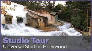 The WorldFamous Studio Tour, 4K, 2020   Universal Studios Hollywood