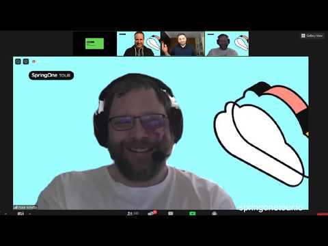 Spring One Tour - Cloud Native Architecture with Jakub Pilimon and Nate Schutta