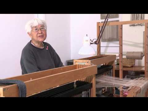 In the Studio: Kay Sekimachi | Institute of Contemporary Art/Boston