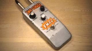 Sola Sound Tonebender MK3 III vintage fuzz