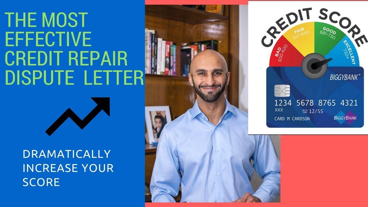 Most Effective Credit Bureau Dispute Letter 2019 Free Copy