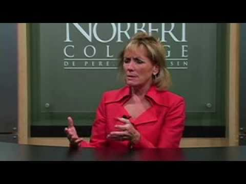 """Conversations from St. Norbert College"" featuring Dr. Margaret Jones Meeker"