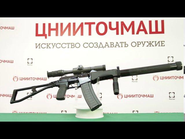 Россия начнет экспорт модернизированных автоматов «Вихрь»
