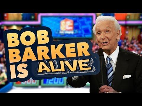 Bob Barker Not Dead
