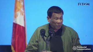 PDP – Lakas ng Bayan (PDP-Laban) Bacolod City Campaign Rally (Speech) 4/11/2019