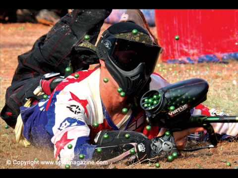 Awesome Paintball Shots - YouTube