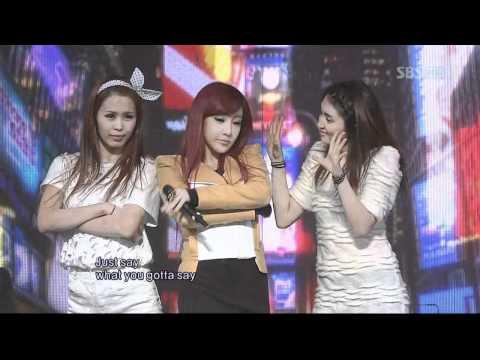 2NE1 - Go Away 101024