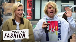 hailey baldwin looks better with bieber what the fashion ep 21 e news