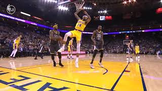 Los Angeles Lakers vs Golden State Warriors : February 2, 2019
