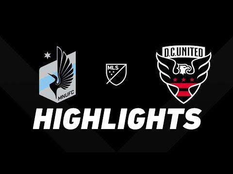 Minnesota United FC vs. DC United | HIGHLIGHTS – April 28, 2019