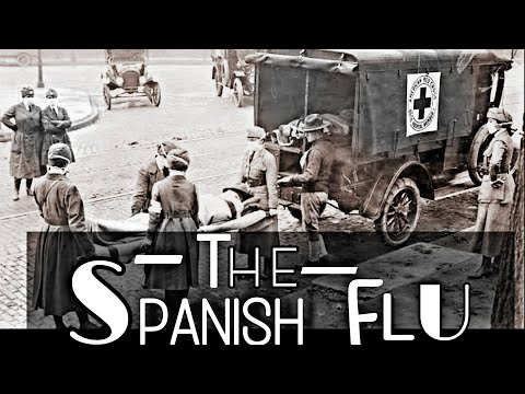 Pandemic | The Spanish Flu | a short tale of a pandemic