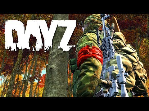DayZ Standalone SVD Sniper VS Camper - Stary Konflikt [Gameplay] Let's Play Day