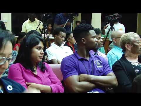 University of Guyana launches programme.