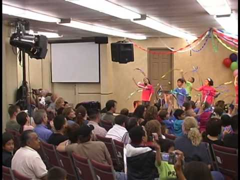 Let Us Pray - Santa Clara Christian School Spring Program - 1st Night 2004 - Part 2