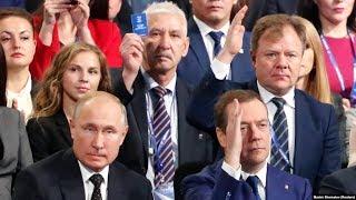 """Кремль прячет """"Единую Россию"""""""