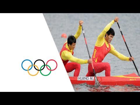 Men's Canoe Double 1000m Semi Finals - Full Replay ...