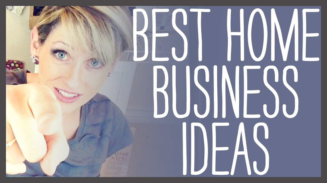 Business Idea From Home