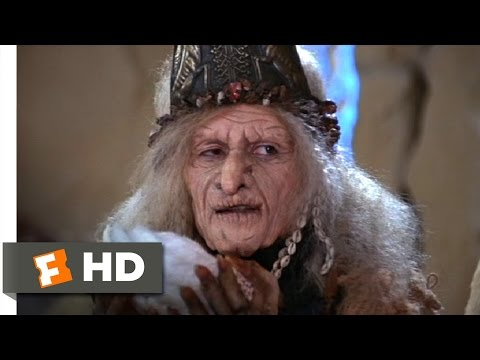 Hercules (6/12) Movie CLIP - Circe the Sorceress (1983) HD