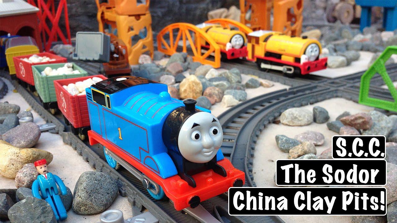 Thomas Amp Friends Trackmaster Sodor Location The China Clay