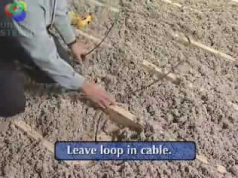 How to run cable inside a wall with insulation magnepull for How to fish wire through insulated wall