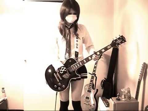 Guns N` RosesのSweet child o` mineを弾いてみた