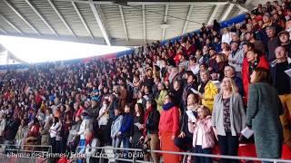 L'Hymne des Femmes au stade - Rennes - Mardi 11 juin 2019