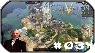 Civilization 5 ★ Eine neue Front ★ Lets Battle Civilization 5 #034