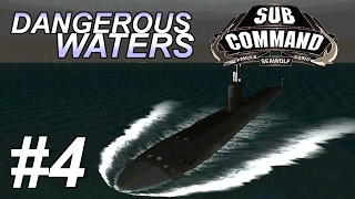Sub Command 688(I) in Dangerous Waters+RA1.41 (4) US Transit